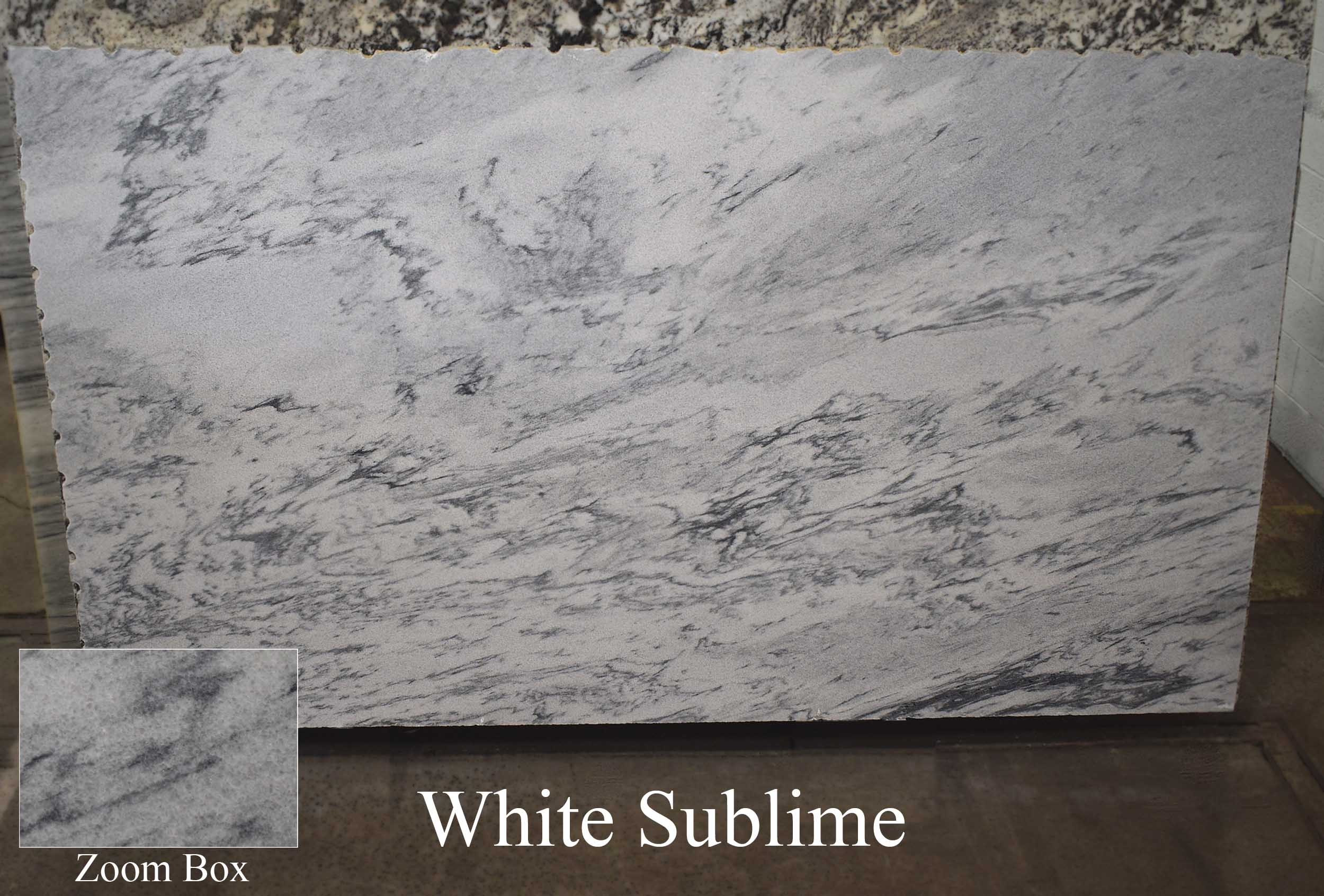WHITE SUBLIME