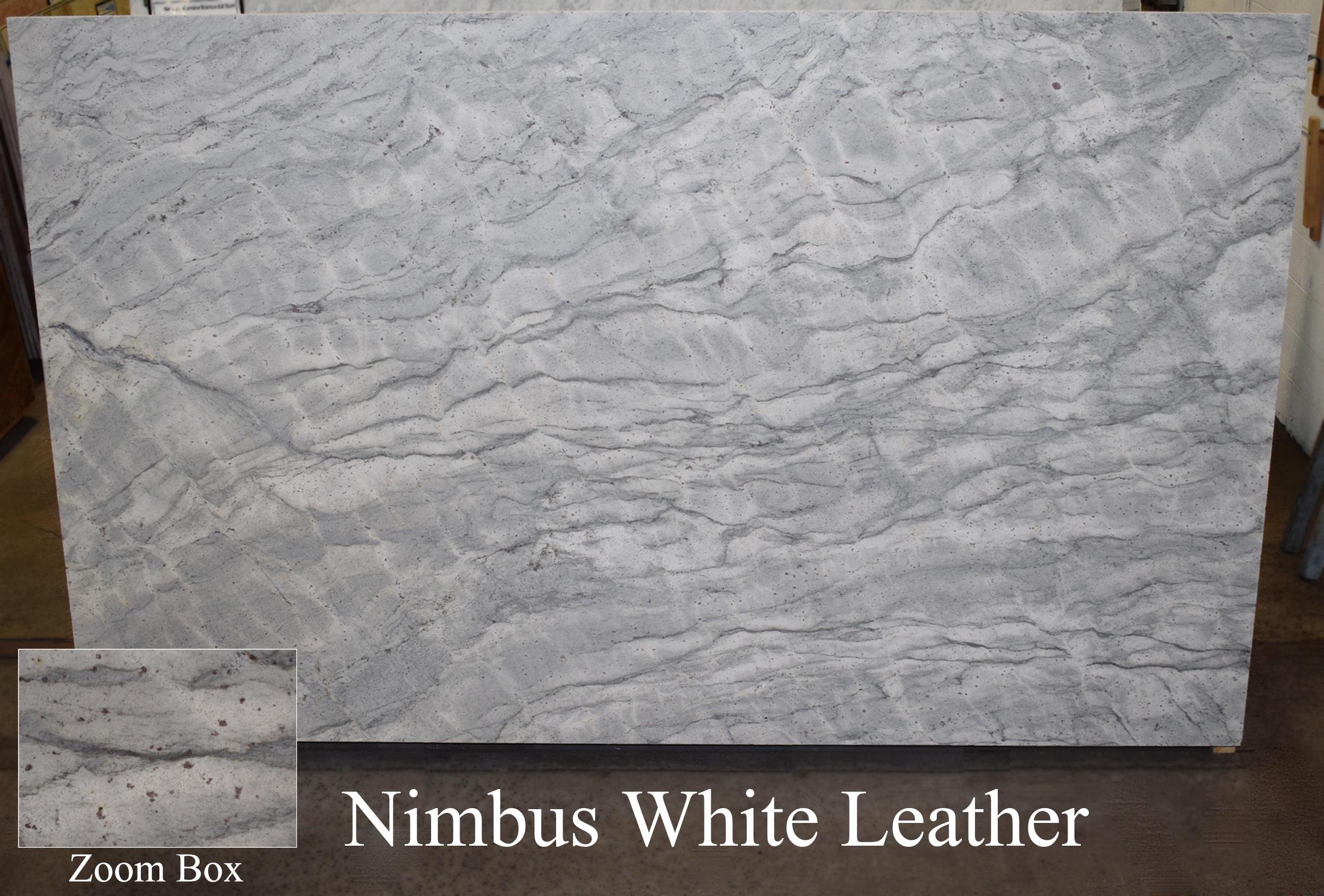 NIMBUS WHITE LEATHER