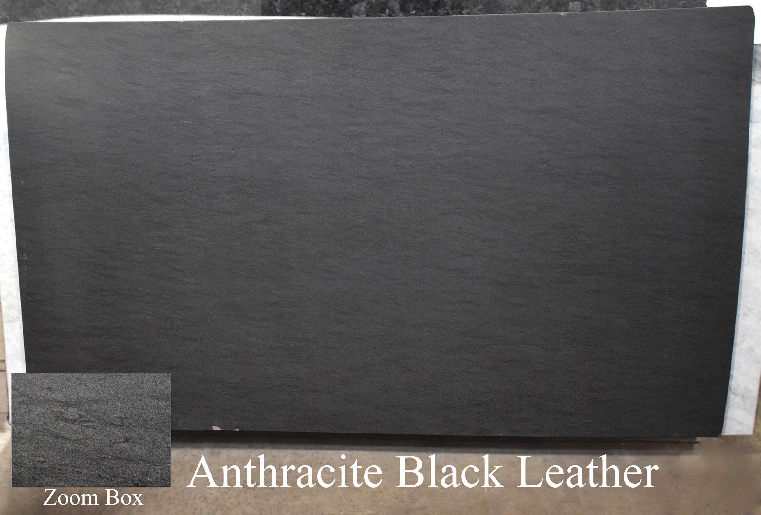 ANTHRACITE BLACK LEATHER