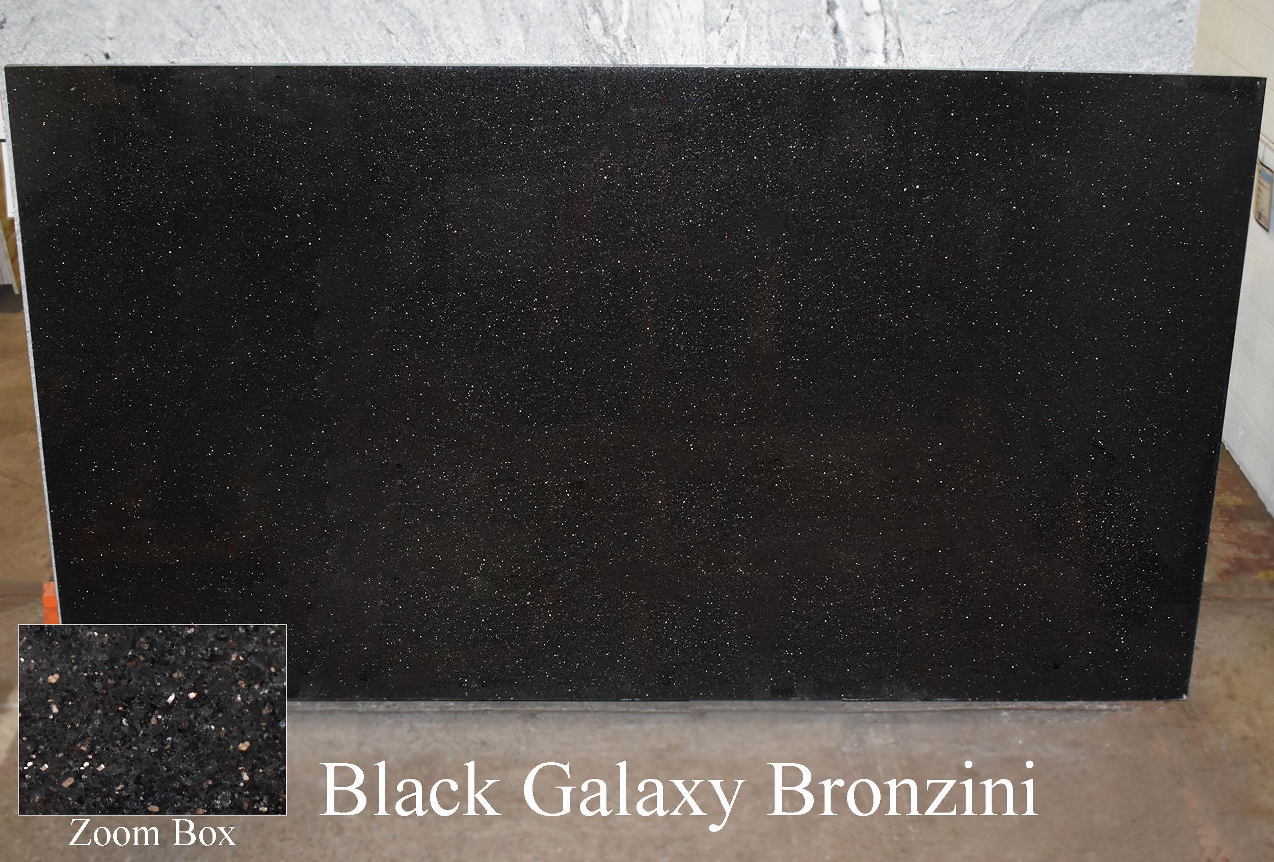 BLACK GALAXY BRONZINI