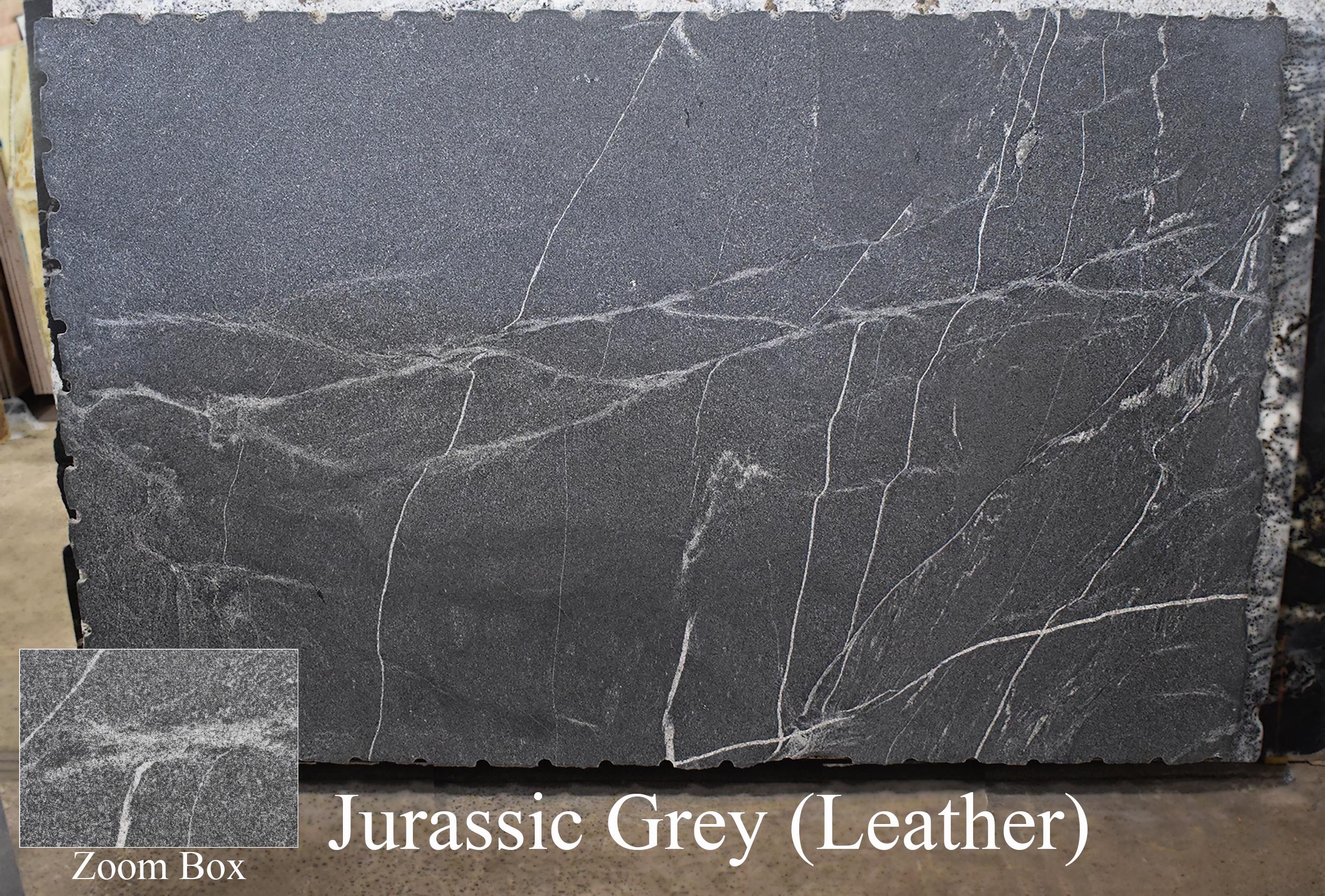 JURASSIC GREY (LEATHER)