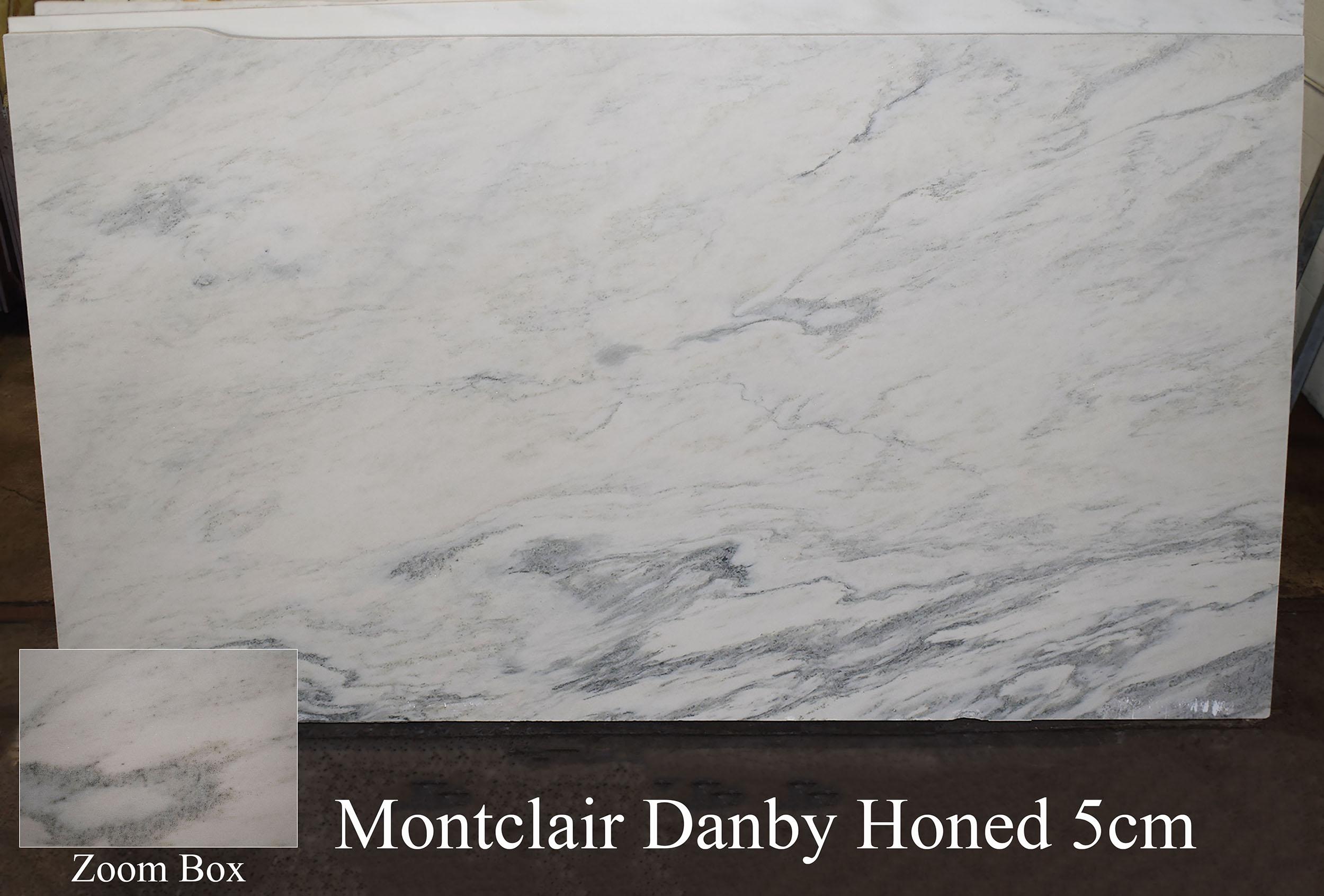 MONTCLAIR DANBY HONED 5CM