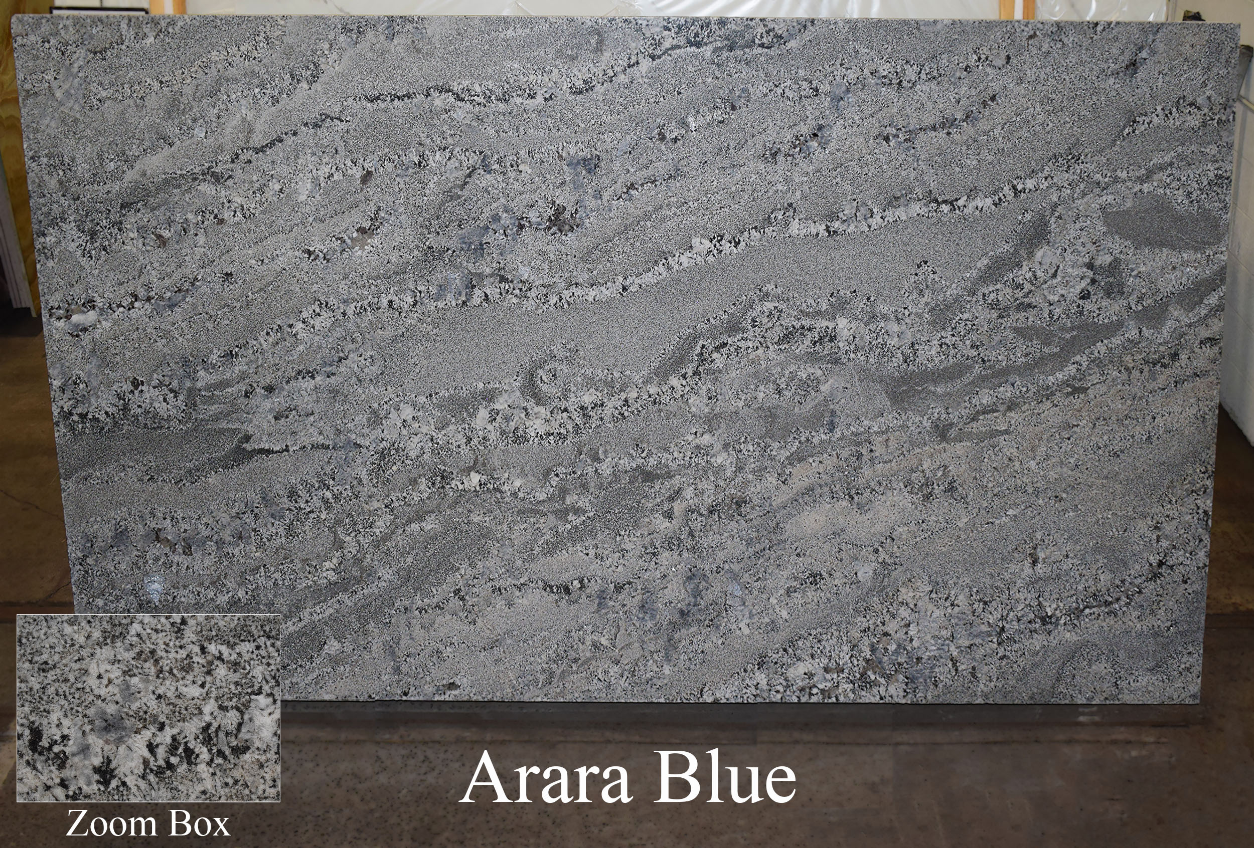 ARARA BLUE