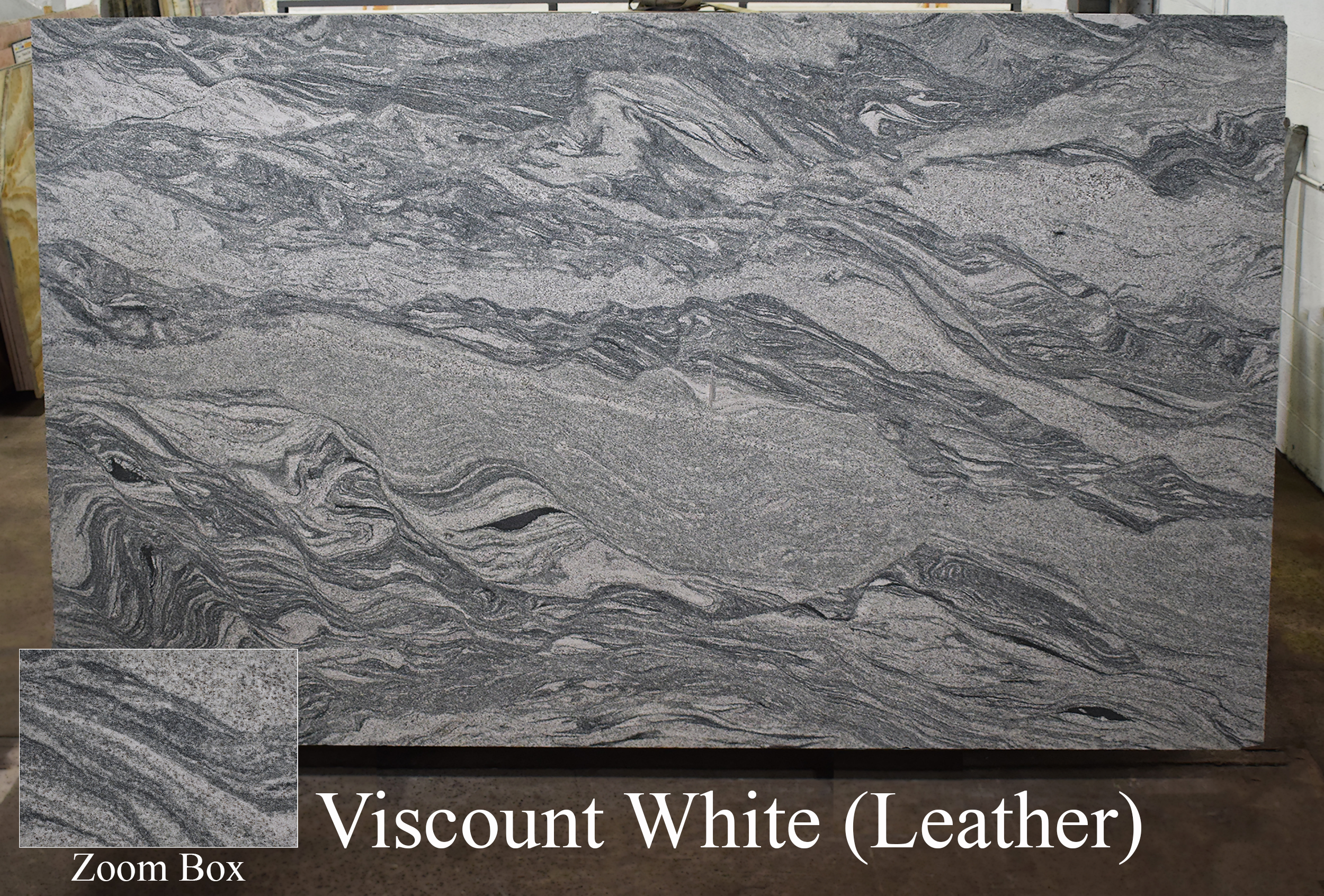 VISCOUNT WHITE (LEATHER)