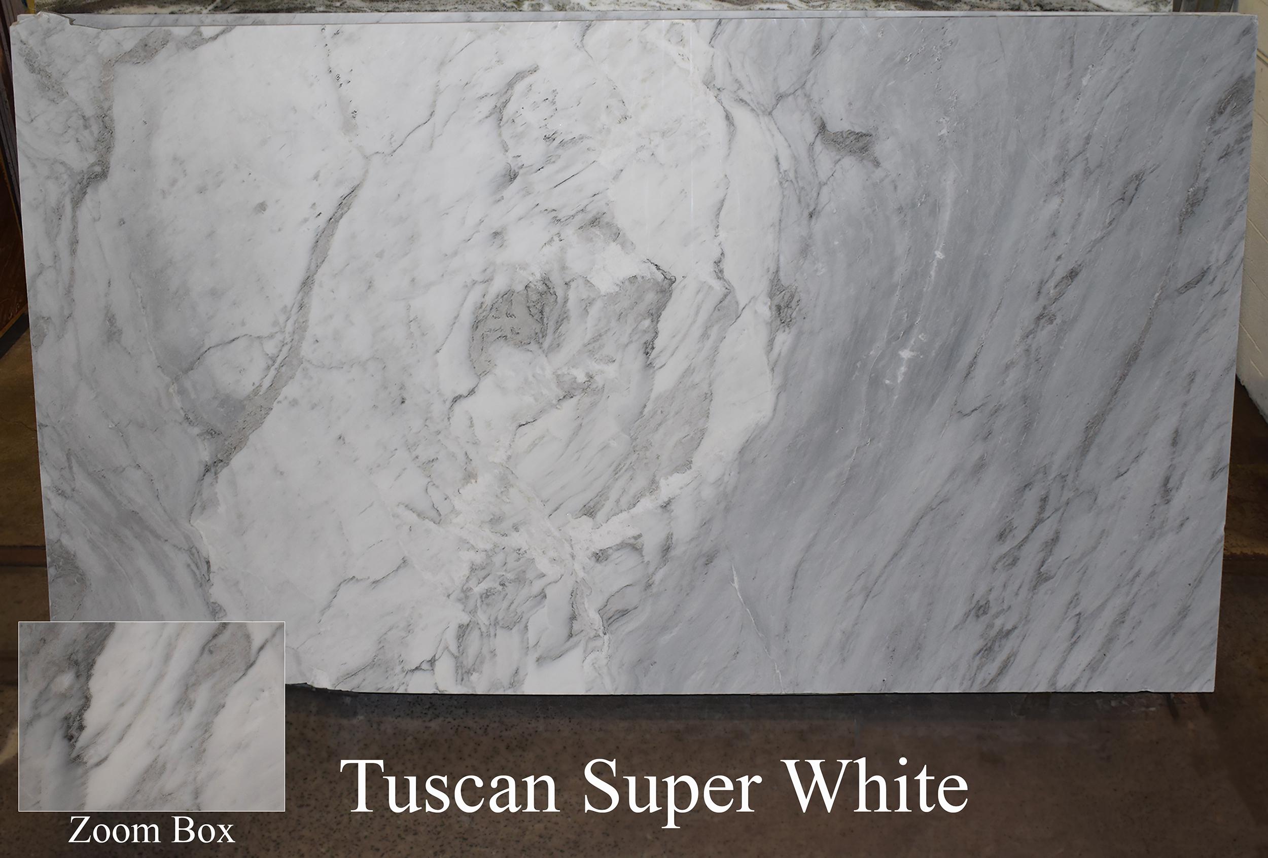 TUSCAN SUPER WHITE