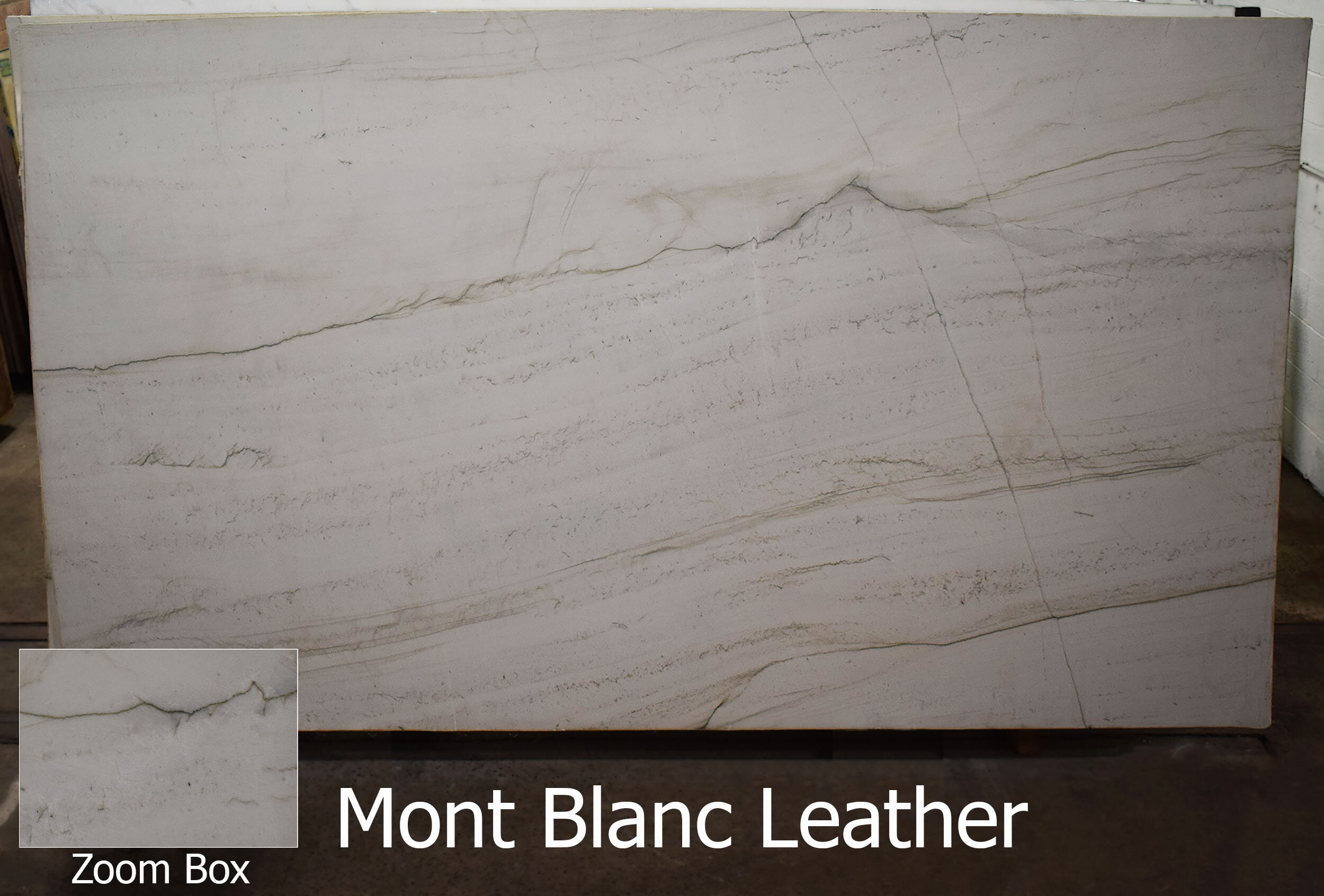 MONT BLANC LEATHER