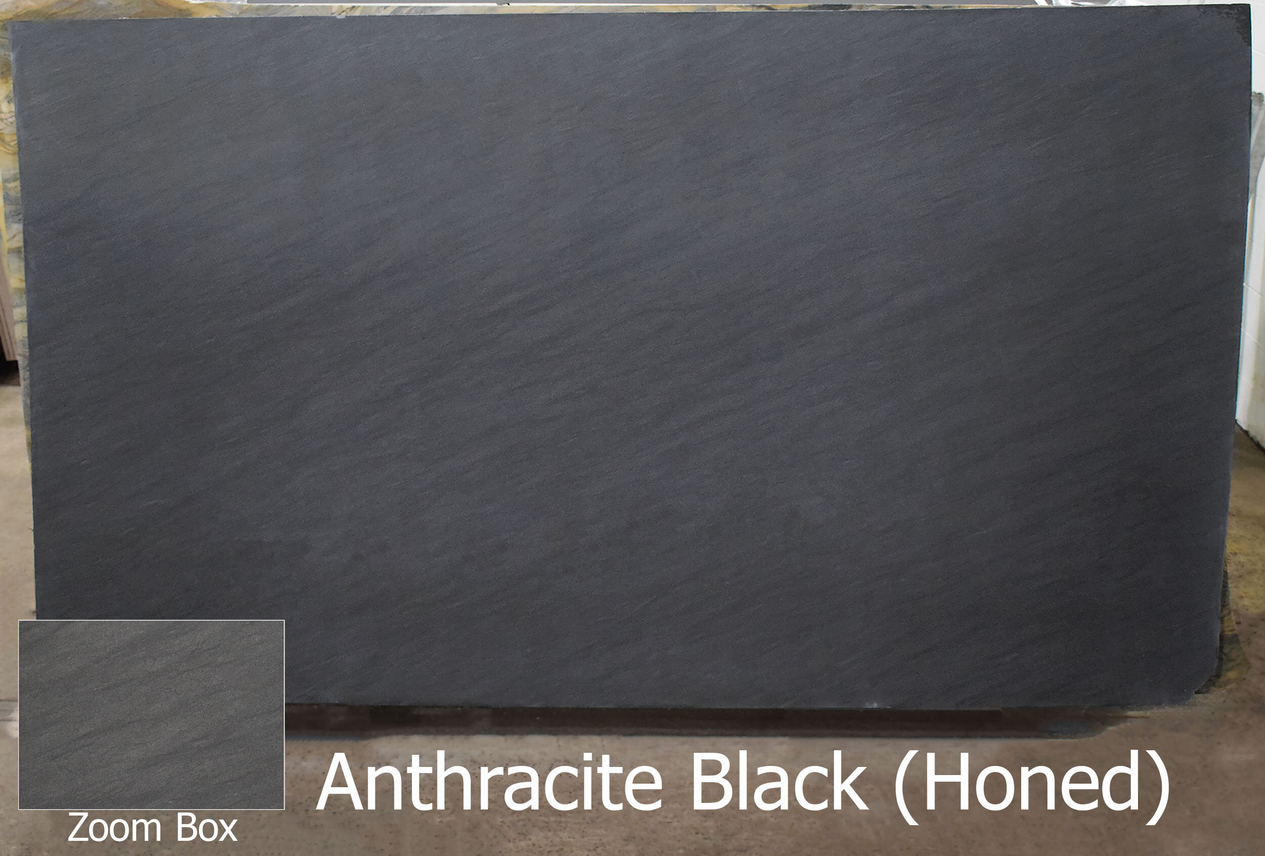 ANTHRACITE BLACK (HONED)