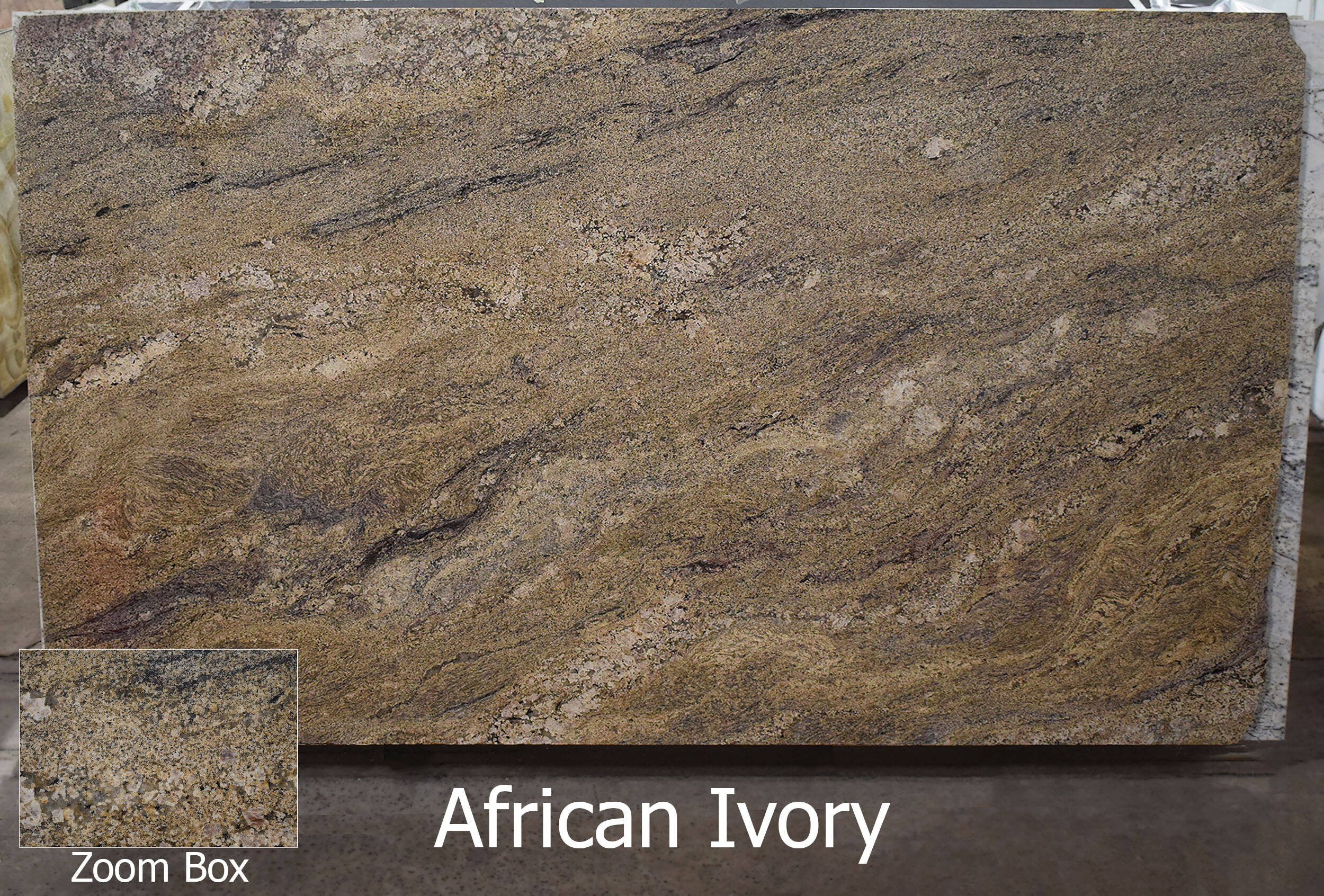 AFRICAN IVORY
