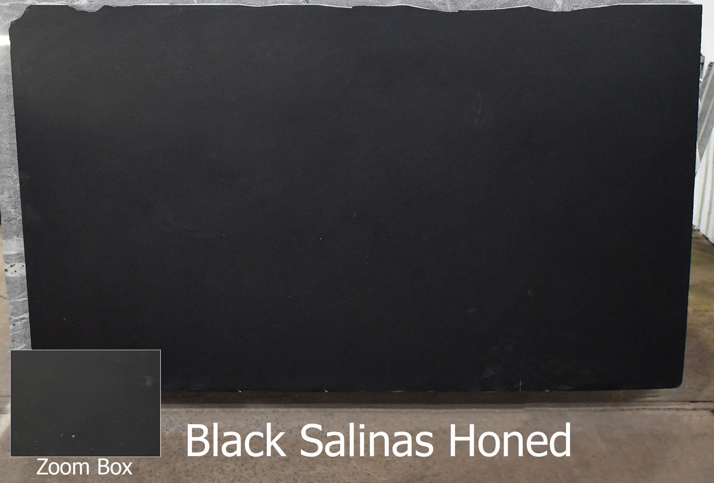 BLACK SALINAS HONED