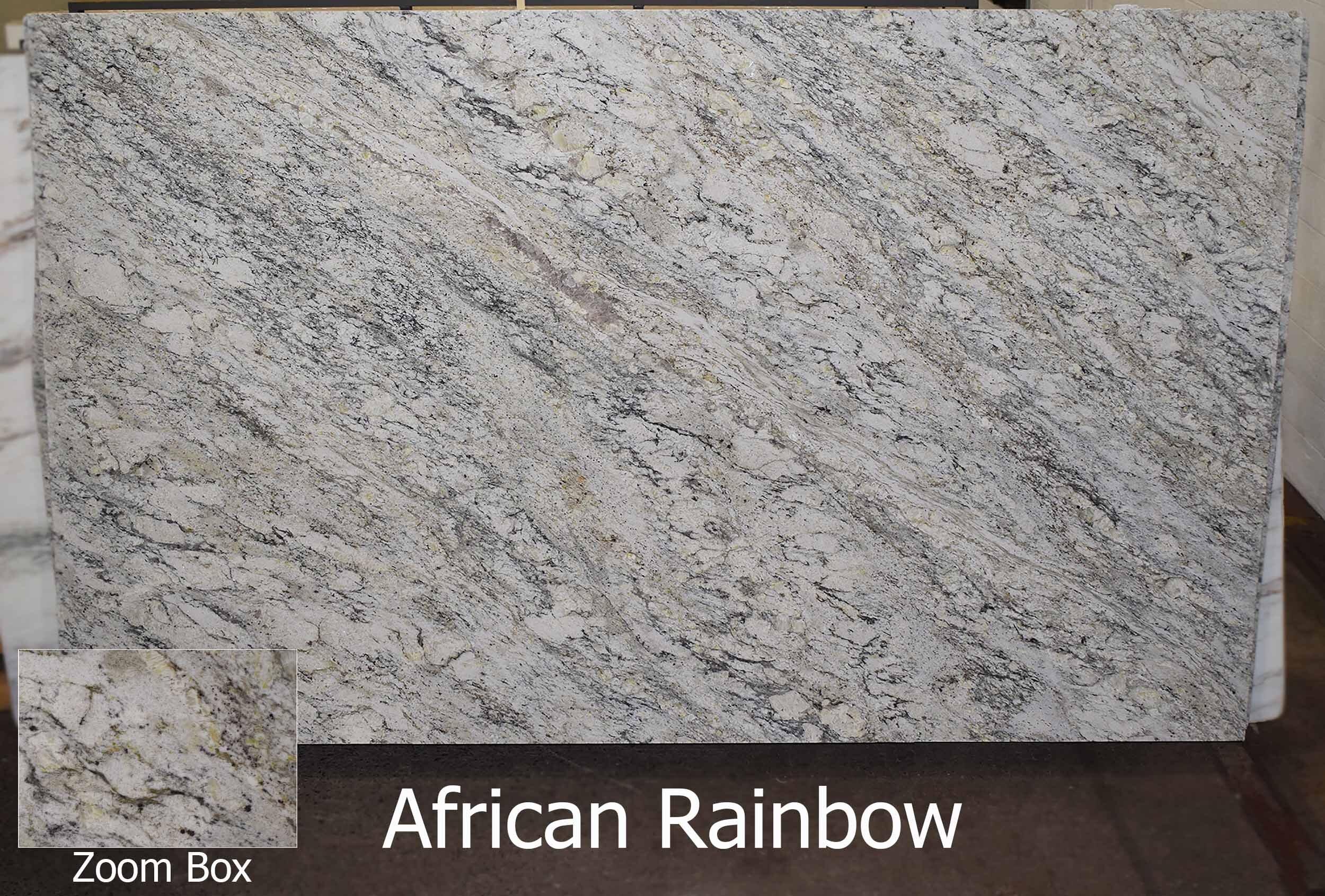 White Grey Granite Elemar New England