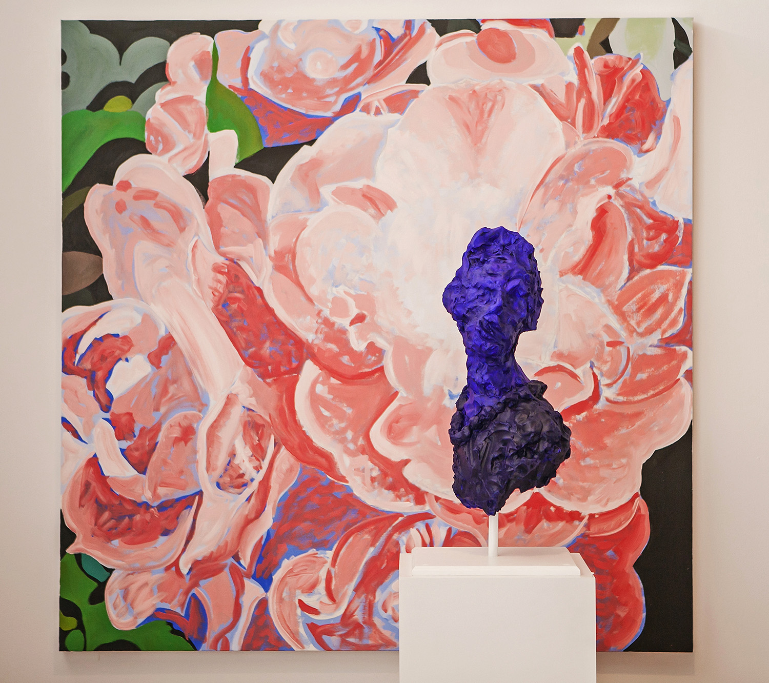 """Duchess in the Rose Garden , 2016, acrylic on plaster, 88""""H x 60""""W x 38""""D  Photo credit Amanda Tipton         0   0   1   15   86   RMCAD   1   1   100   14.0                      Normal   0           false   false   false     EN-US   JA   X-NONE                                                                                                                                                                                                                                                                                                                                                                              /* Style Definitions */ table.MsoNormalTable {mso-style-name:""""Table Normal""""; mso-tstyle-rowband-size:0; mso-tstyle-colband-size:0; mso-style-noshow:yes; mso-style-priority:99; mso-style-parent:""""""""; mso-padding-alt:0in 5.4pt 0in 5.4pt; mso-para-margin:0in; mso-para-margin-bottom:.0001pt; mso-pagination:widow-orphan; font-size:10.0pt; font-family:""""Times New Roman""""; mso-fareast-language:JA;}"""