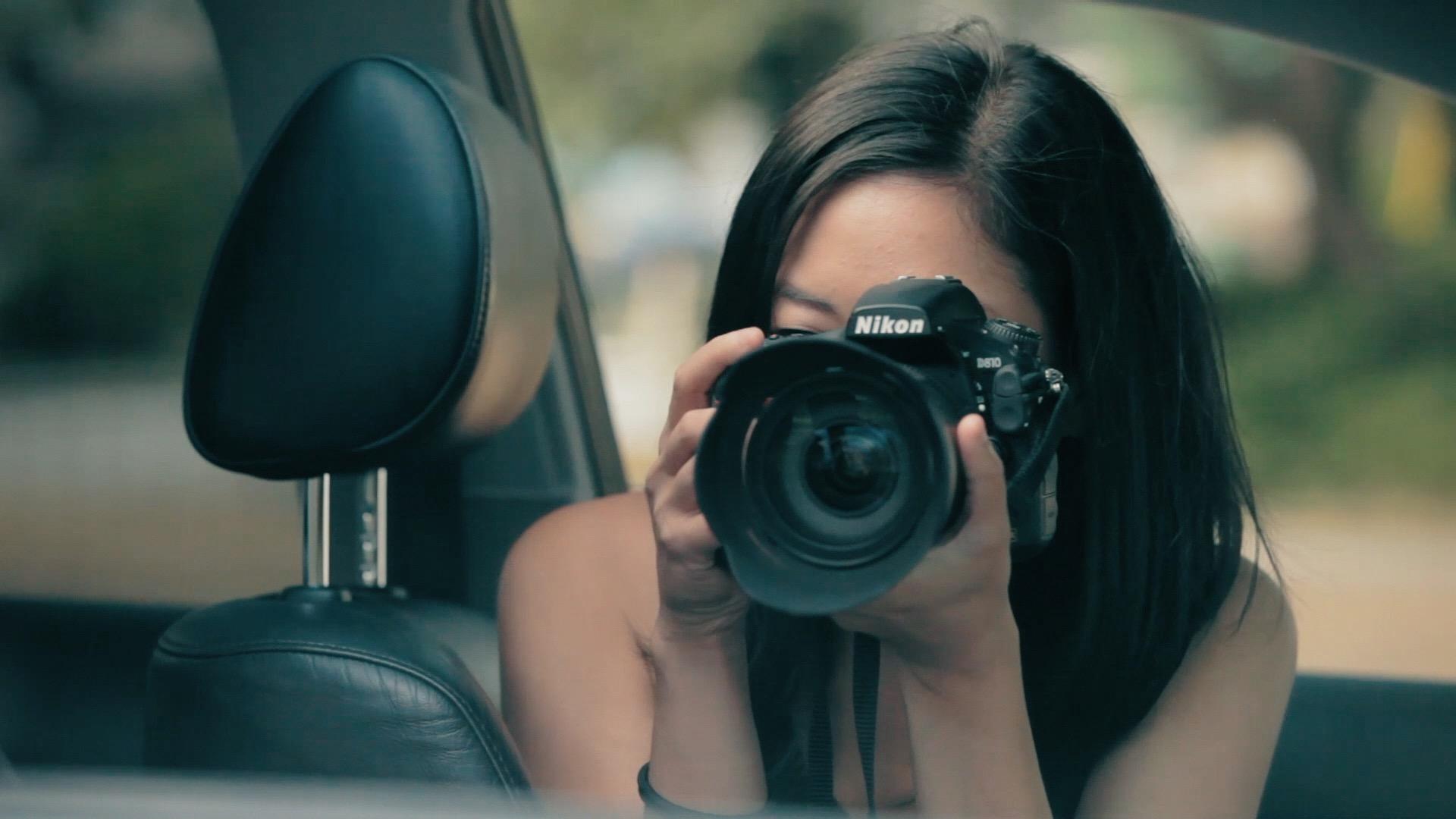 Josie Tests Her Camera.jpg