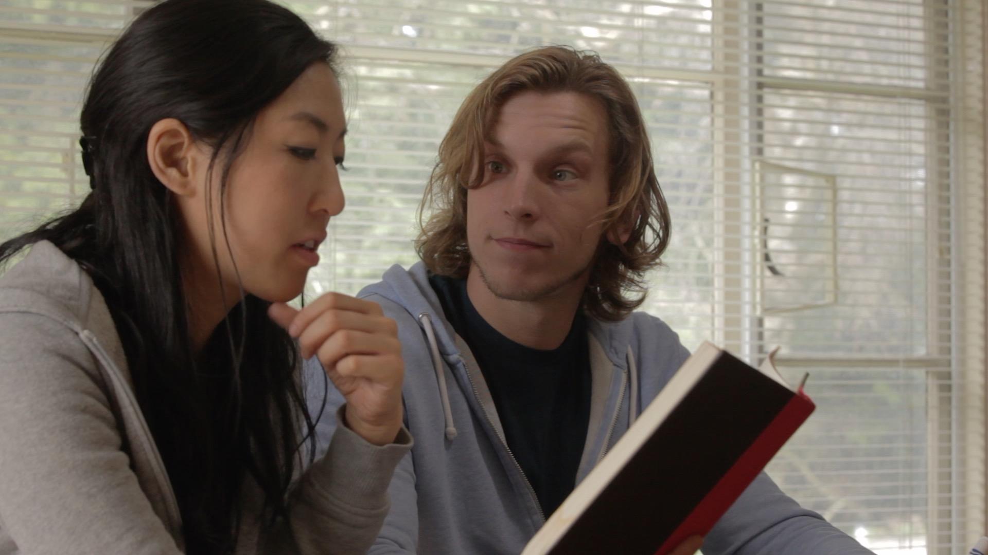 Steven Shows Interest In Josie.jpg
