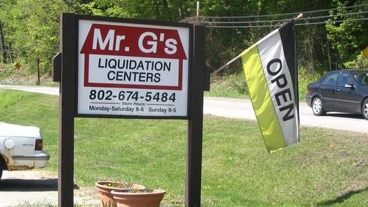 Mr. G's Liquidation Centers