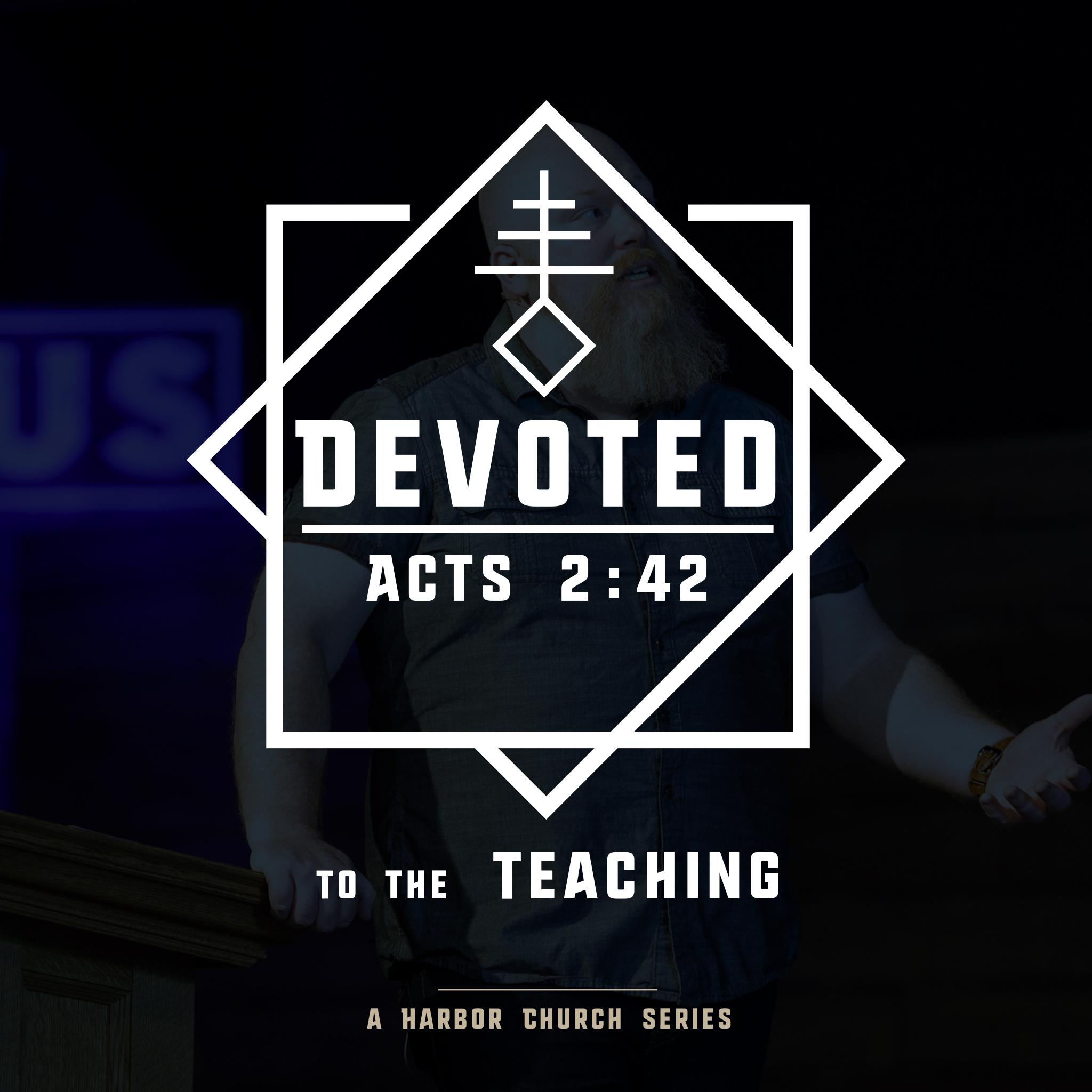 Copy of Devoted Sermon Series
