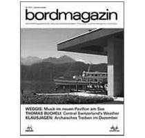 Logo bord Magazin