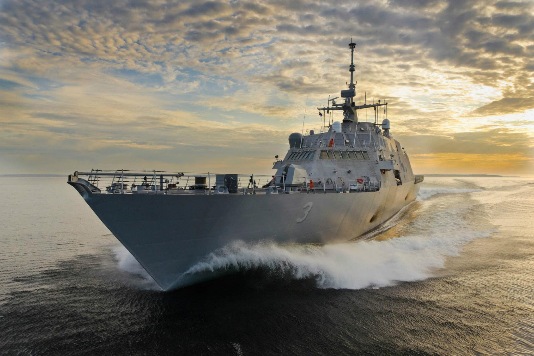 PCU Fort Worth (LCS-3)