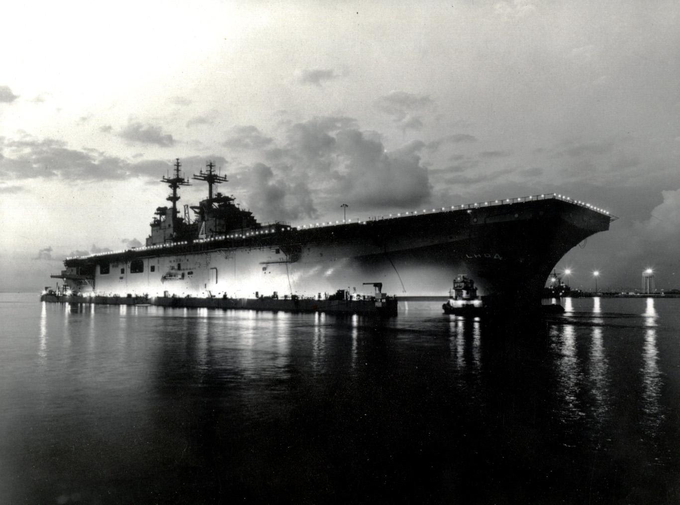 USS Boxer (LHD-4)