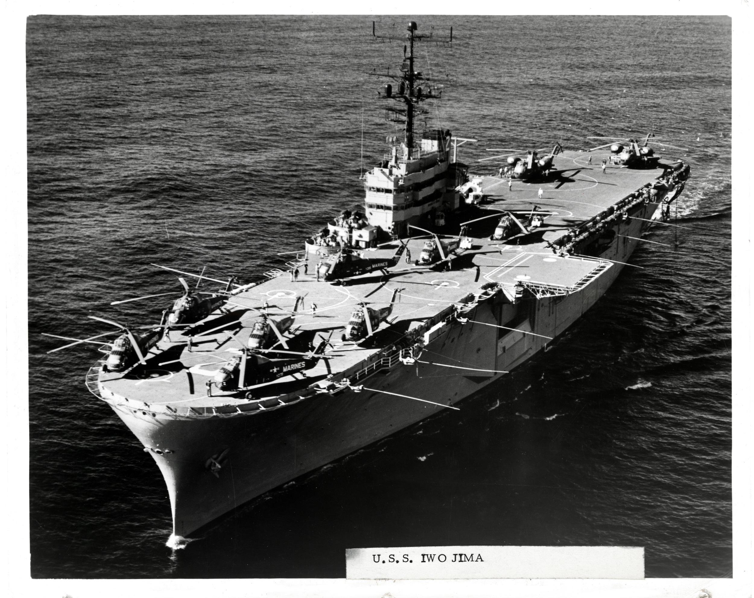 USS Iwo Jima (LPH-2)
