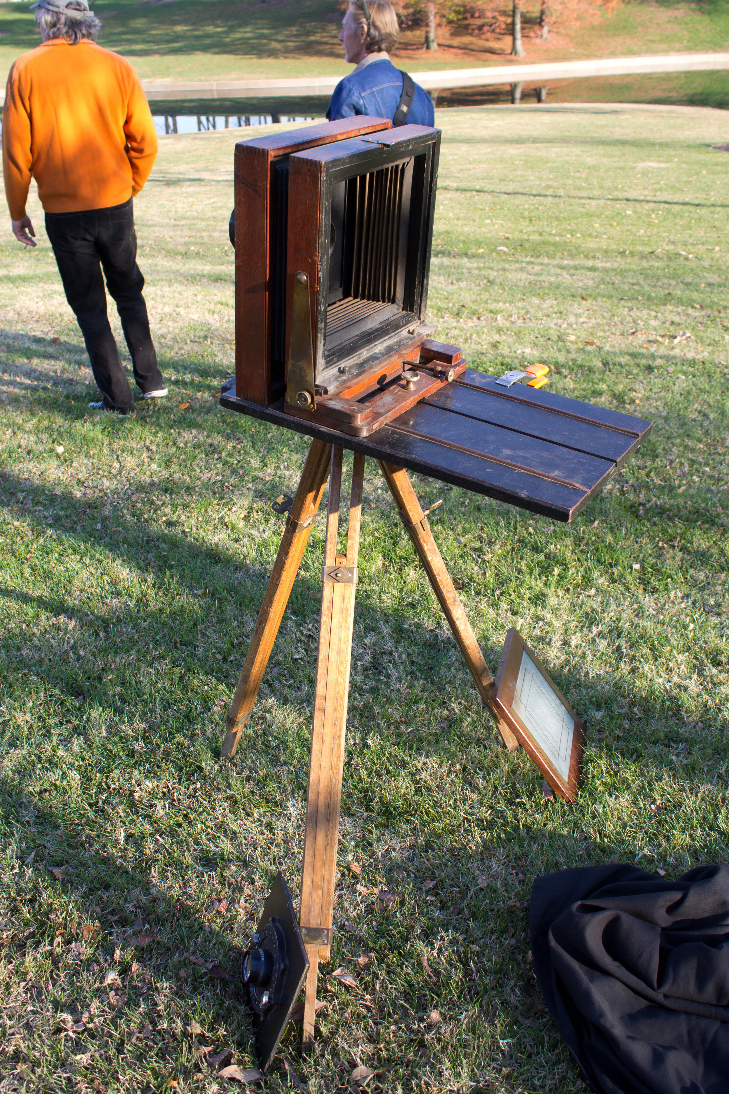 Wet Plate Collodion Camera