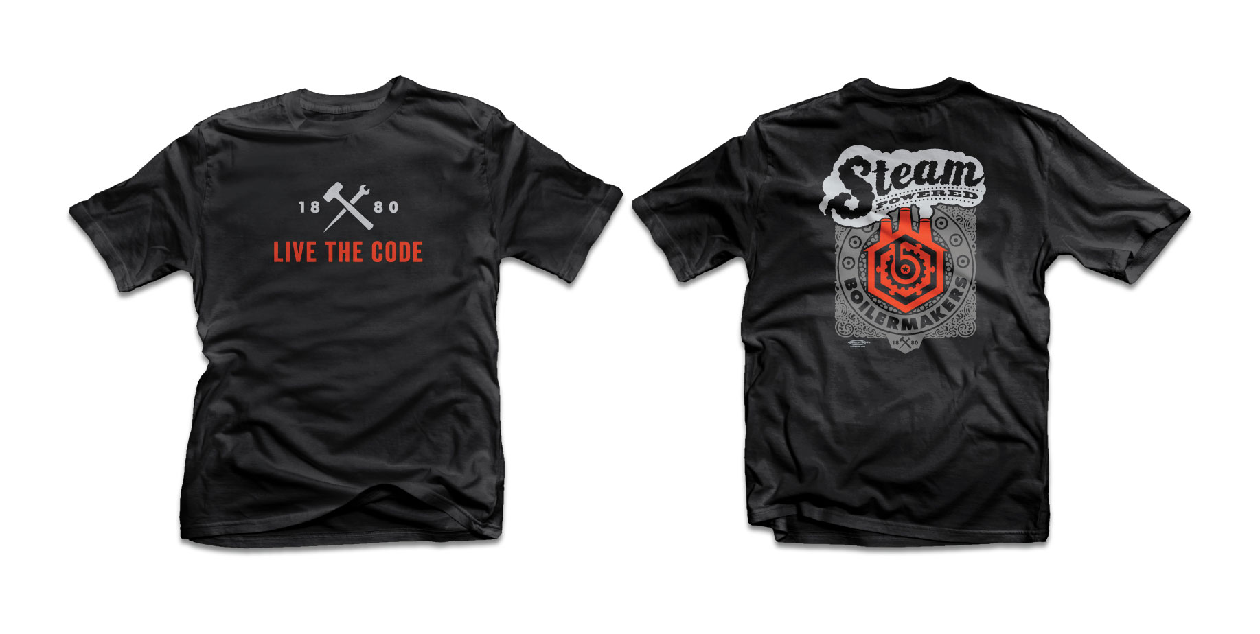 SHORT SLEEVE - STEAM
