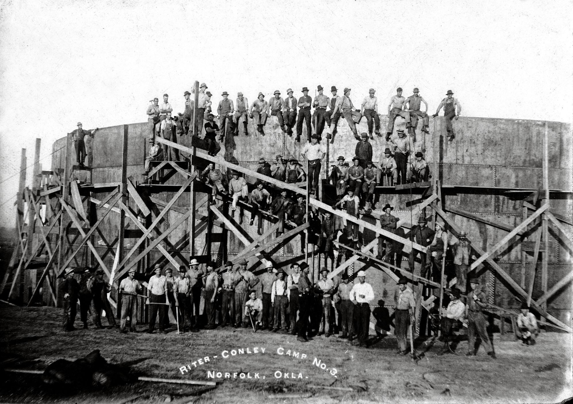 Riter-Conley Camp, No. 3