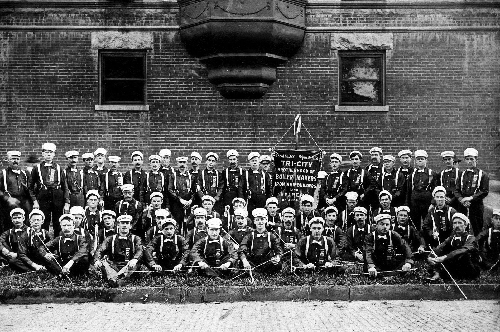Boilermakers Local 377 on Labor Day