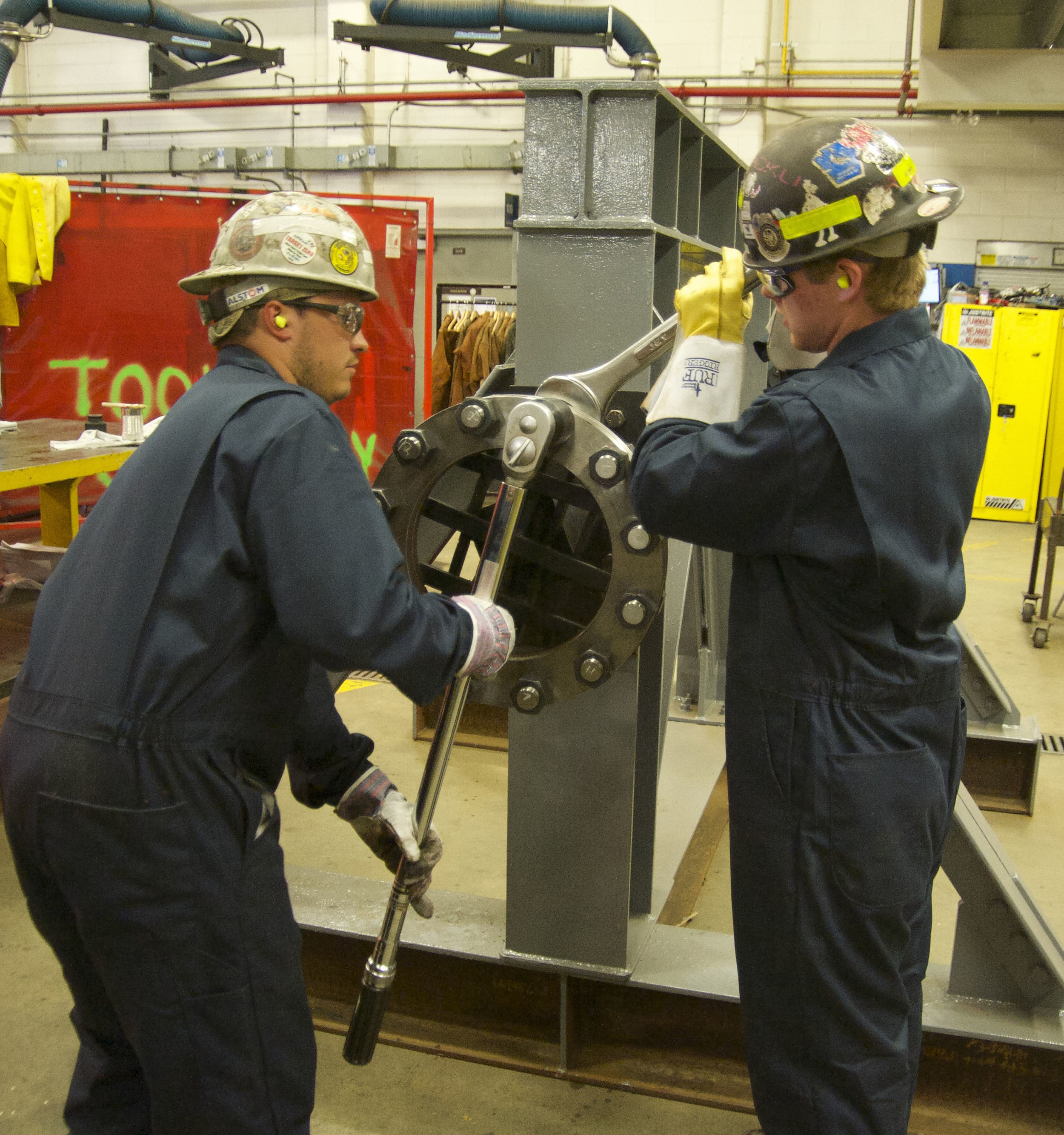 2014 Canadian Boilermaker Graduate Apprenticeship Competition