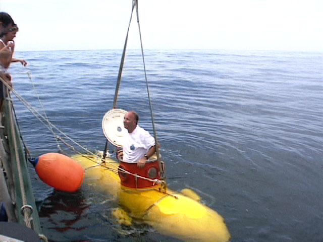 Local 28 Member Builds Submarine