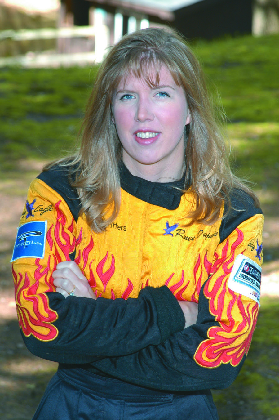 Renee Dupuis Thrives On Training and Racing