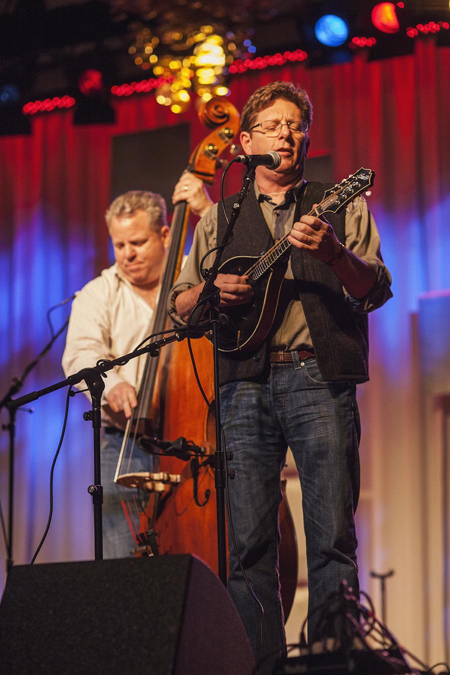 Tim O'Brien and Mike Bub