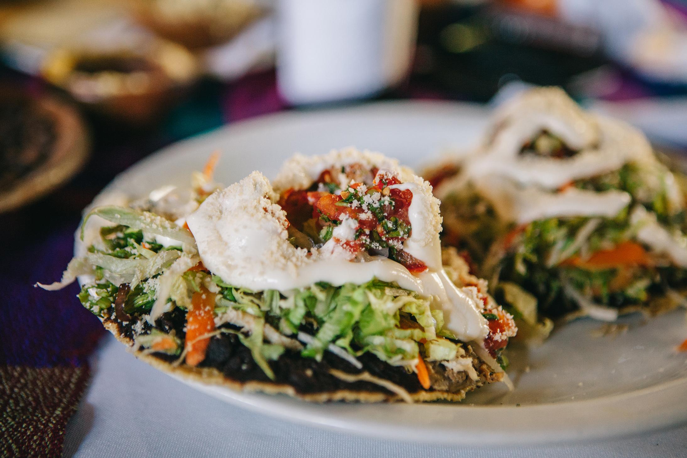 Enchiladas Salvadorenos, El Salvador