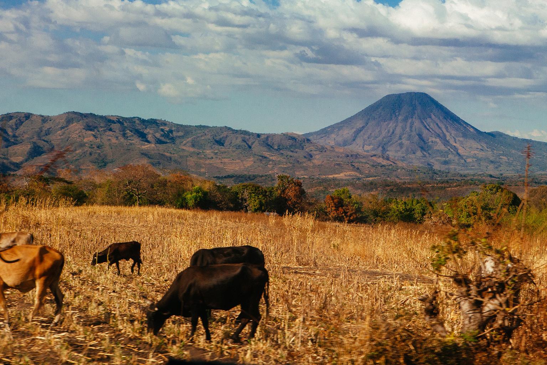 Landscape, El Salvador