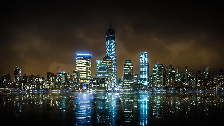 Manhattan, January 2014