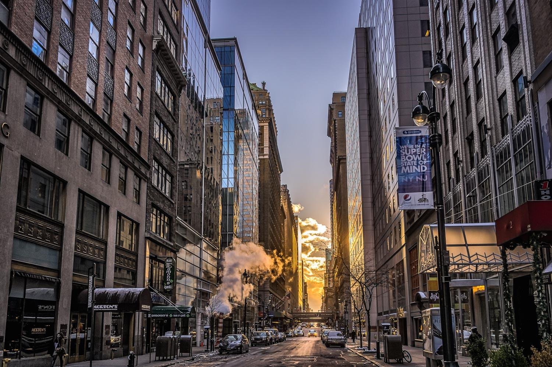New York, January 2014