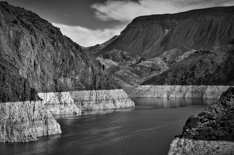 Colorado River, Nevada, October 2014