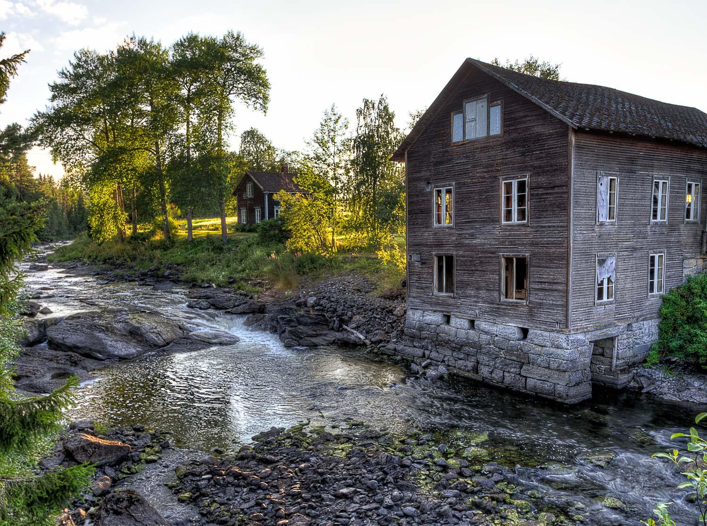 Jämtland, Sweden, July 2013