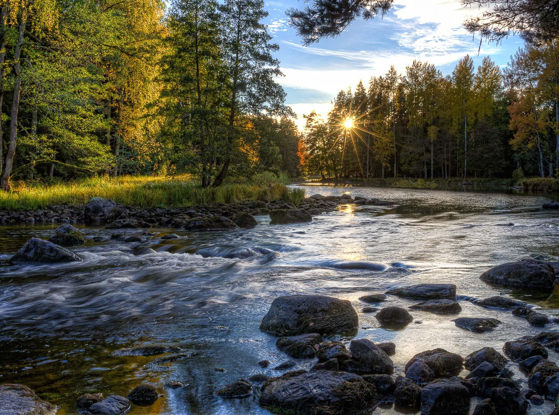 Sevedskvarn, Uppland, Sweden, October 2013 Sevedskvarn, Uppland, Sweden, October 2013