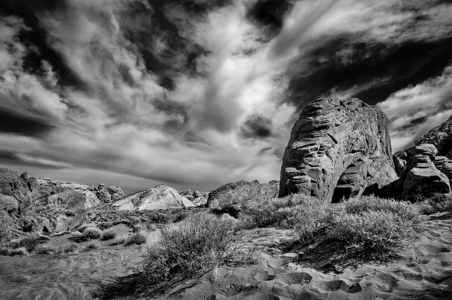 Valley of Fire, Nevada 2014