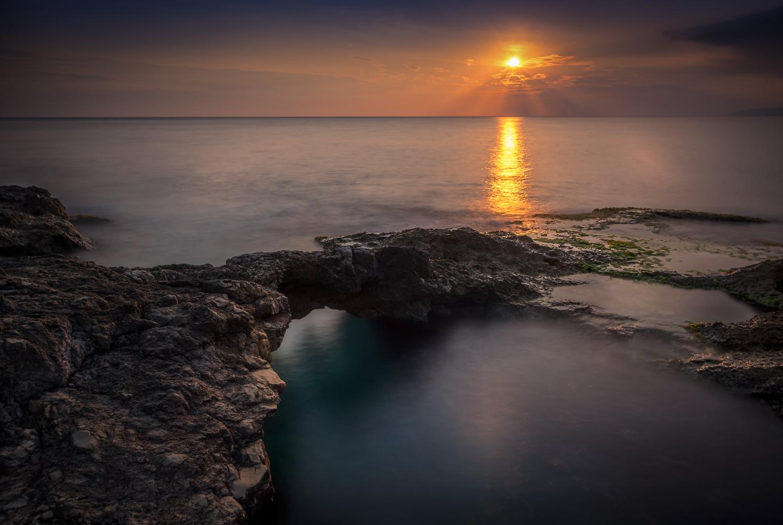 Hersonissos, Crete, Greece, June 2015
