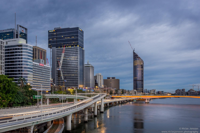 Brisbane, Australia, August 2016