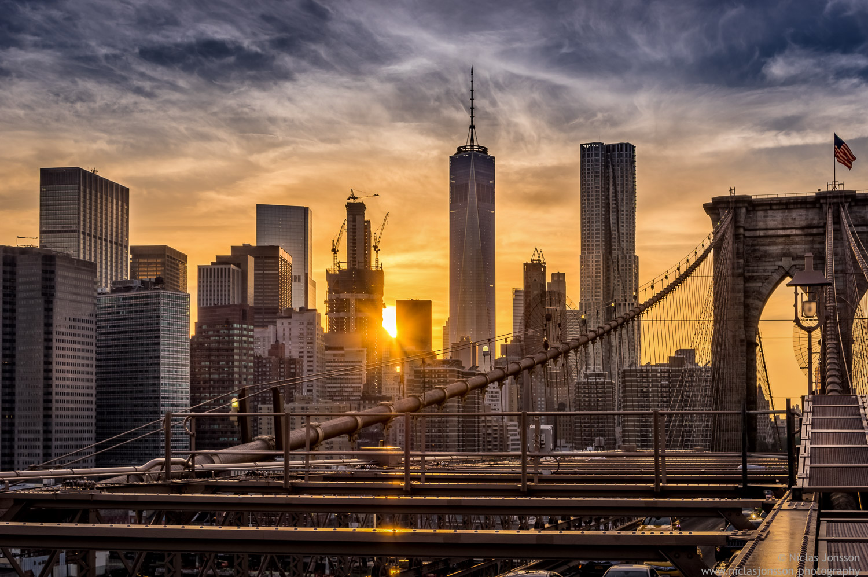 30 - Brooklyn Bridge Sunset-2.jpg