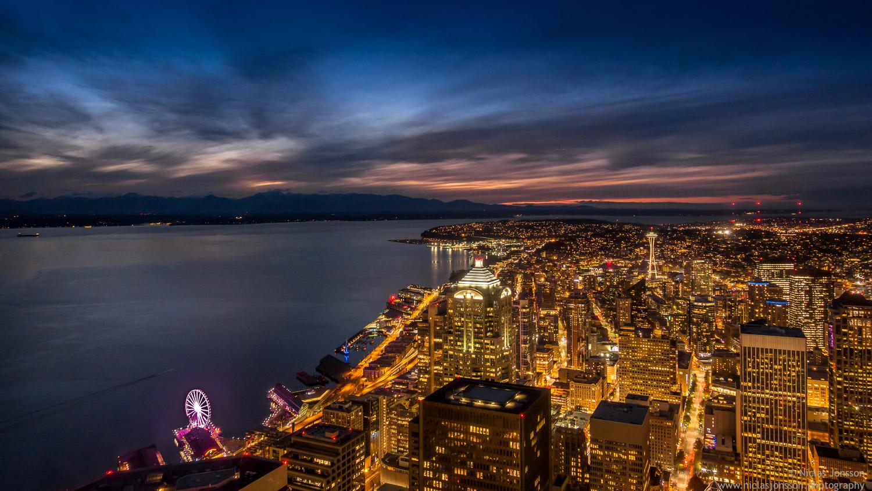 Seattle, WA, US October 2016