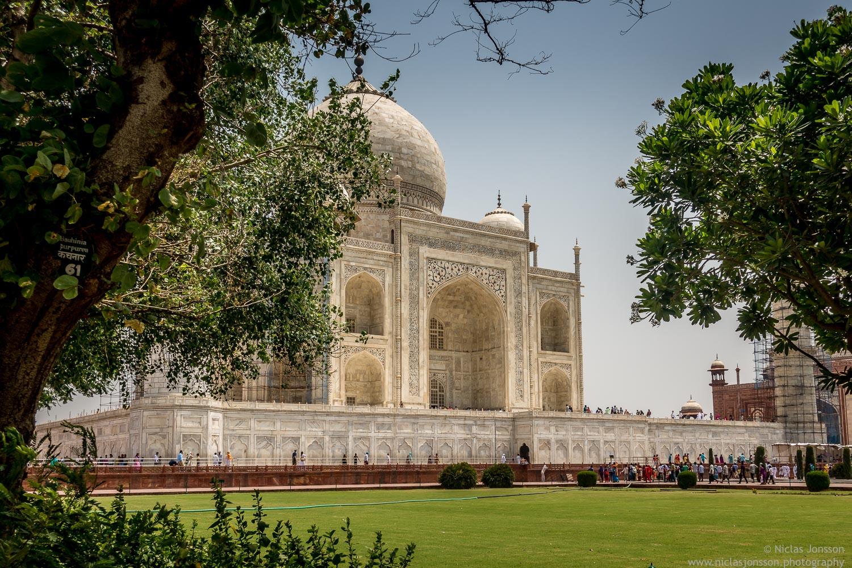 Taj Mahal, Agra, India, May 2017