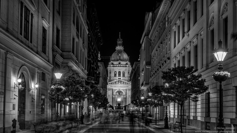St Stephen's Basilica Budapest, Hungary June 2017