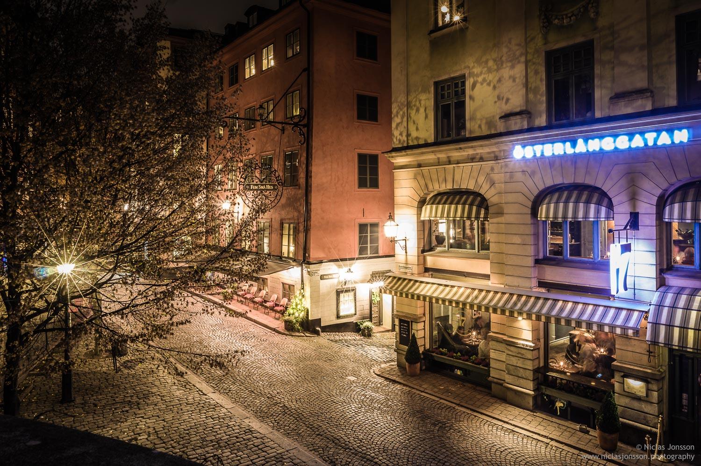 Gamla Stan, Stockholm, Sweden, December 2017