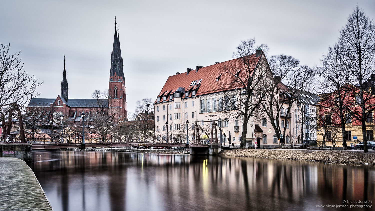Uppsala, Sweden, March 2014