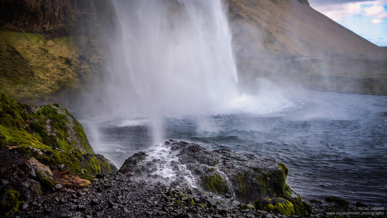 Seljandsfoss, Iceland April 2018