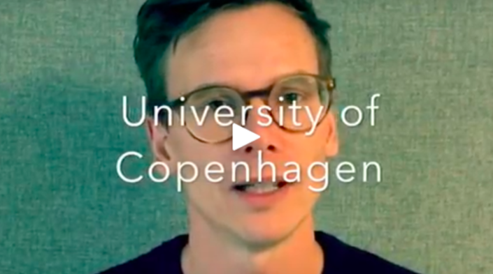 it learning center, University of copenhagen - Former colleagues share their experience of working with me on e-learning tasks for the faculty of SCIENCE's teachers.