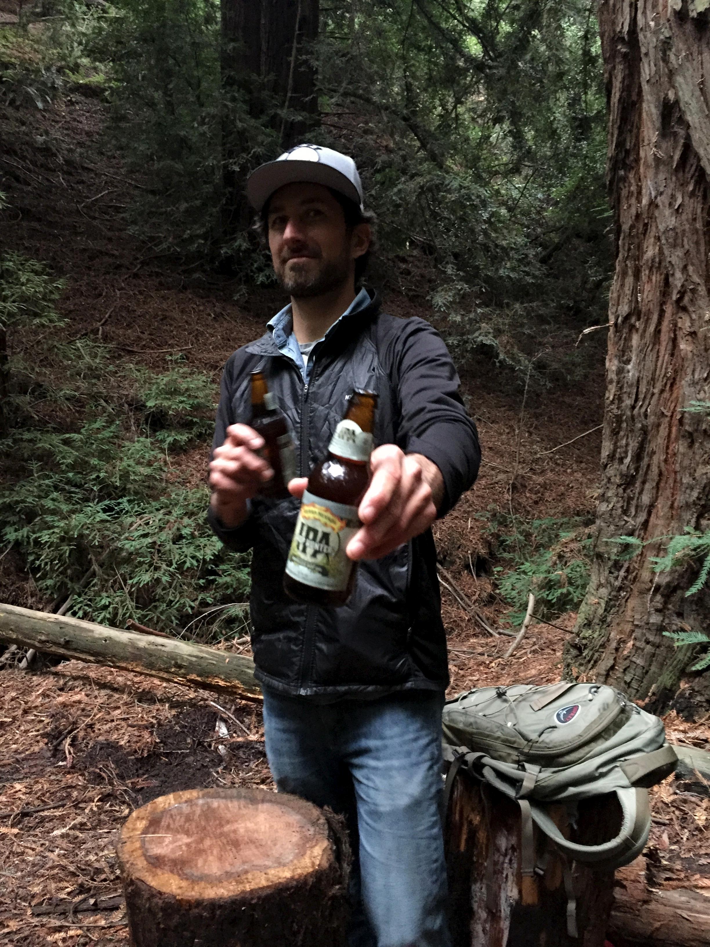 Beer is also a good de-funk-ifier.